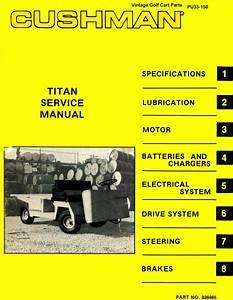 Pu33-150 - Service Manual  Elecrtric   U0026 39 77- U0026 39 83