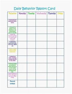behavior charts printable for kids activity shelter With behavior charts for preschoolers template
