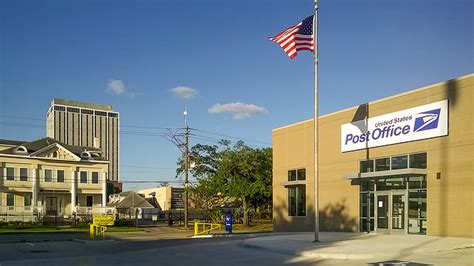 Replacement For Houston's Shuttering Downtown Post Office Is Actually Somewhat Close To Downtown