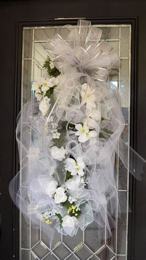 25 Best Wedding Wreaths Ideas On Pinterest Wedding Door
