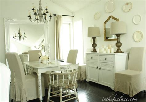 shabby chic dining room mirror interior design inspiration photos by in the fun lane