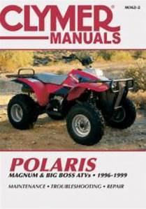 Clymer Workshop Manual Polaris Magnum  U0026 Big Boss Atv 1996