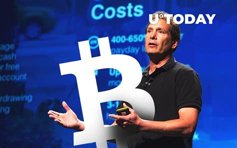 The mystery of bitcoin creator satoshi nakamoto endures. Bitcoin Is the Only Crypto Owned by PayPal CEO Dan Schulman