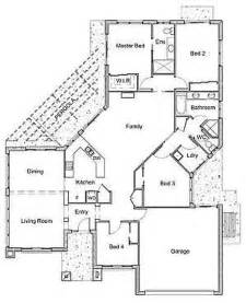 simple glass house plan placement small ultra modern house plans modern house