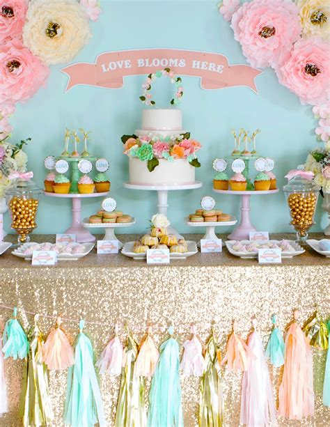 Style your own wedding dessert table with tips from a pro