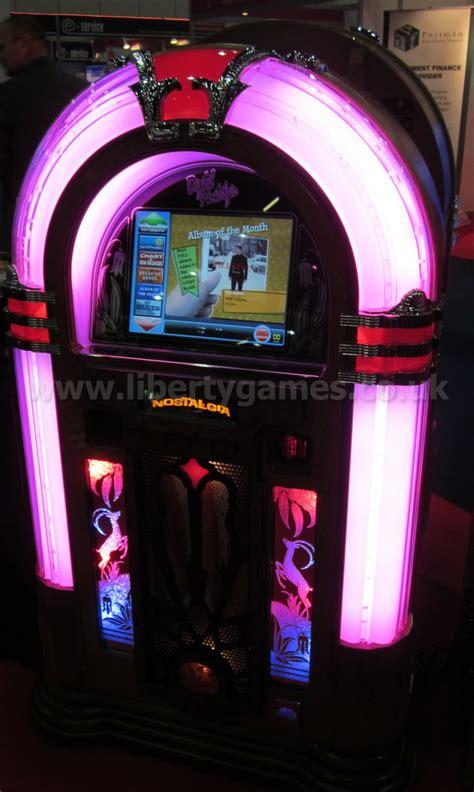 sound leisure digital nostalgia digital jukebox liberty