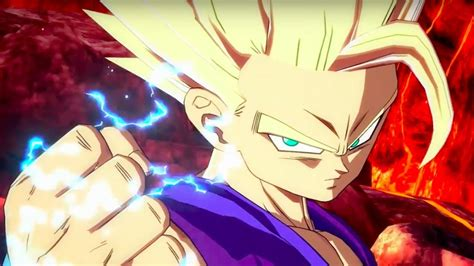 Gohan Super Saiyan 2 Wallpaper Dragon Ball Fighterz Official Gameplay Trailer 2 E3 2017 Codejunkies