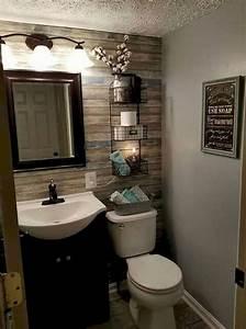 59, Best, Farmhouse, Wall, Decor, Ideas, For, Bathroom, 51
