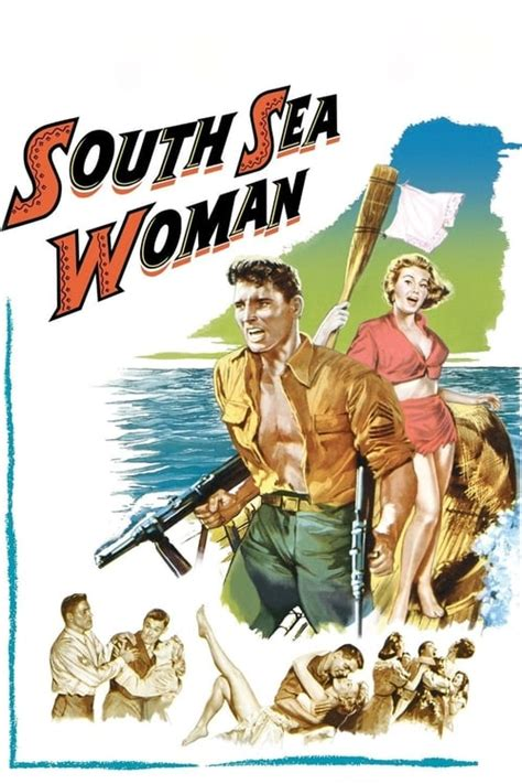 south sea woman  cast crew