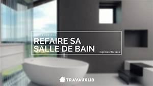 Panneau Mural Etanche Pour Salle De Bain : panneau renovation salle de bain affordable revtement ~ Premium-room.com Idées de Décoration