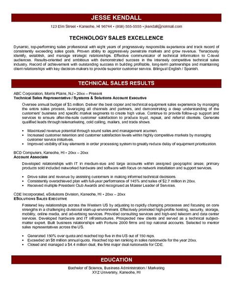 technical resume exles 28 images exle senior technical