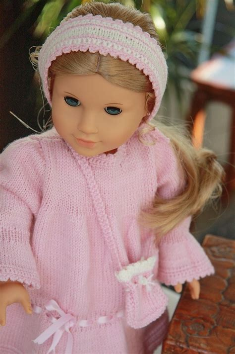 knitting dolls clothes knitting patterns  dolls clothes
