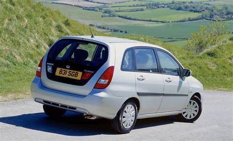 SUZUKI Aerio / Liana Hatchback specs & photos - 2001, 2002 ...