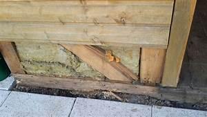 Holz Versiegeln Gegen Wasser : unterkonstruktion gartenhaus mein sch ner garten forum ~ Lizthompson.info Haus und Dekorationen
