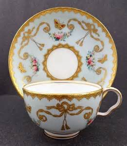 Antique China Tea Cups and Saucers