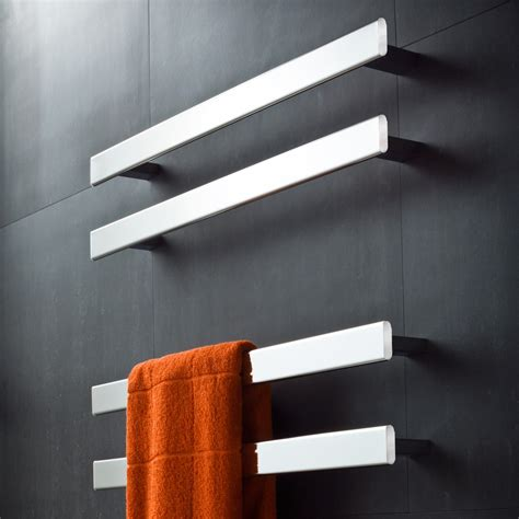 Bathroom Storage With Towel Bar by Rogerseller Fold Single 750 Heated Towel Rails Rogerseller