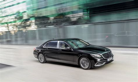 luxury mercedes maybach mercedes maybach s 560 4matic luxury at its best