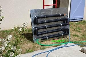 panneau solaire thermique de manoria usinages With panneau solaire thermique fait maison