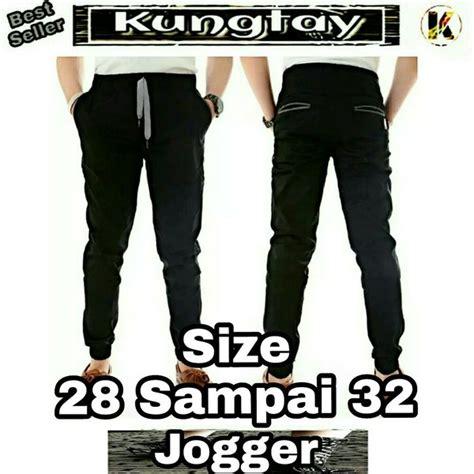Celana Large Size Wh0106 jual celana pria best seller celana 097 size 27 32