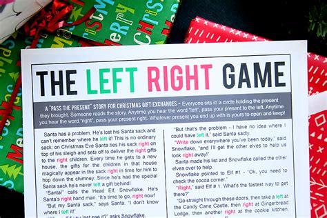 gift exchange games