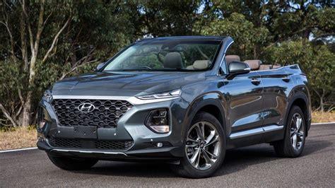 현대 싼타페) is a sport utility vehicle (suv) produced by the south korean manufacturer hyundai since 2000. Hyundai Santa Fe cabriolet is world's first 7-seat topless SUV
