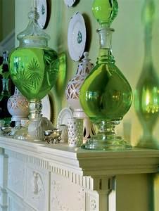 Silberne Deko Vasen : 45 kamin deko ideen so k nnen sie den kaminsims kreativ dekorieren ~ Indierocktalk.com Haus und Dekorationen