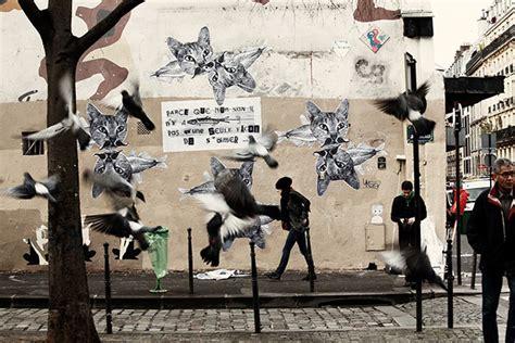 madame moustache street art