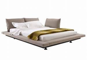 Ligne Roset Bett : double bed in fabric bett 2 peter maly ligne roset luxury furniture mr ~ Buech-reservation.com Haus und Dekorationen