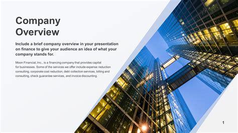 financial   powerpoint  slidestore