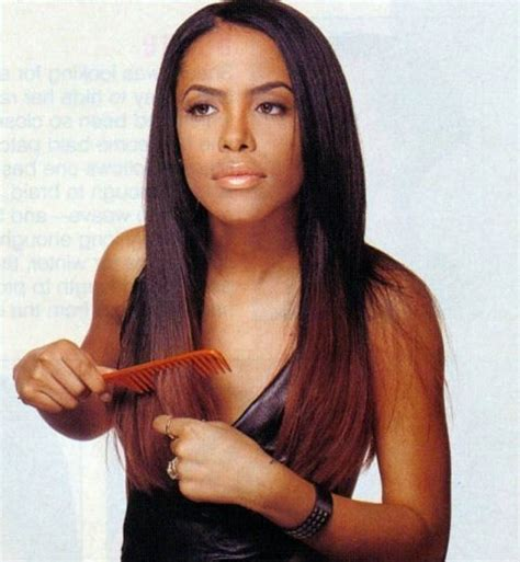 classify late singer aaliyah