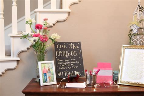 Bridal Shower Guest Book Ideas - ljo to ljk my bridal shower something pretty