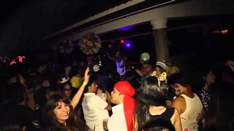 halloween house party  youtube