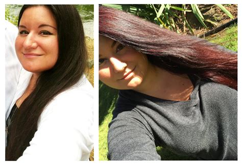 You Won't Believe These Henna Hair Color Transformations