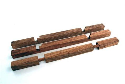 minimal building block furniture  kengo kuma