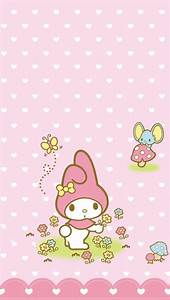 My melody wallpaper, My melody and Wallpapers on Pinterest