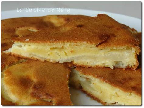 dessert normand aux pommes g 226 teau l 233 ger normand aux pommes la cuisine de nelly