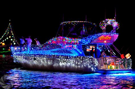 Boat R Key West by Ralph De Palma Photographer Boat Parade Key