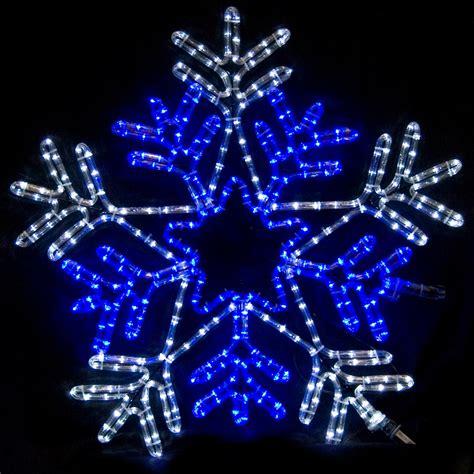 snowflakes stars  snowflake  blue center