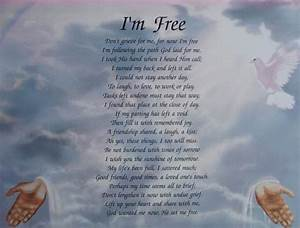 He is free now.... Remembrance Short Quotes