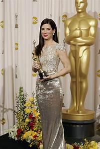 Sandra Bullock 2010: Oscars Red Carpet Fashion Through the ...