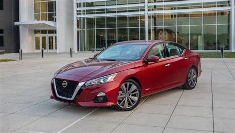 2019 Nissan Altima Edition One Unveiled  The Torque Report