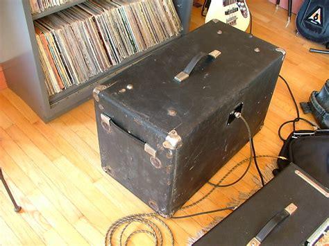 Eg V4 Cabinet Ohms by Vintage 2x12 Eg Cabinet Extension Speaker 4 Ohm For