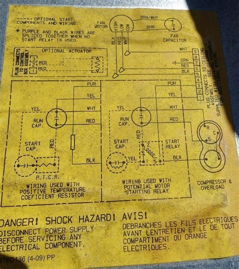 Coleman mach ac/ air conditioners & parts! Installing Hard Start Capacitor into my RV Air Conditioner