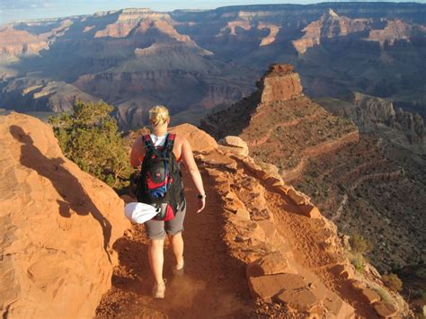 10 tips for hiking like a rock