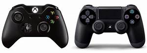 PS4 DualShock 4 vs. Xbox One controller hands-on – Reader ...