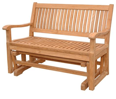 teak patio lawn garden furniture amo 4 foot