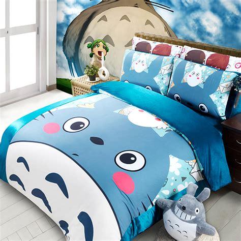 totoro bed set popular totoro bed set buy cheap totoro bed set lots from china totoro bed set suppliers on