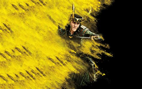 Loki Thor Ragnarok 2017, HD 4K Wallpaper