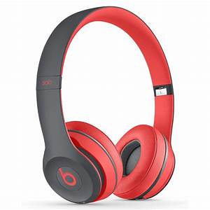 O Fil Rouge : beats solo 2 wireless active collection rouge casque ~ Nature-et-papiers.com Idées de Décoration
