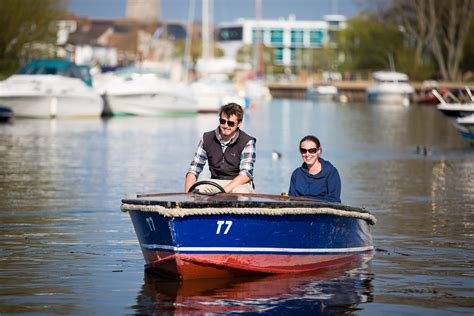 Fishing Boat Hire Christchurch by Self Drive Motor Boats Bournemouth Boating